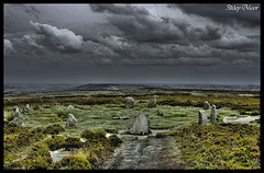 Twelve Apostles stone circle by Wondering Grubb, via Flickr, Creative Commons license